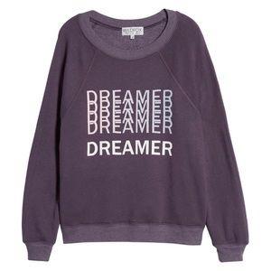Wildfox Dreamer Sweatshirt NWT